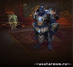 Короли призраков подземелья Могу'шан в рейдах WOW: Mists of Pandaria